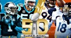 """Odbrojavanje do """"Super Bowla"""": Prvi protiv prvog (2/3)"""