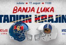 Banja Luka Rebels - Vidre Bečej
