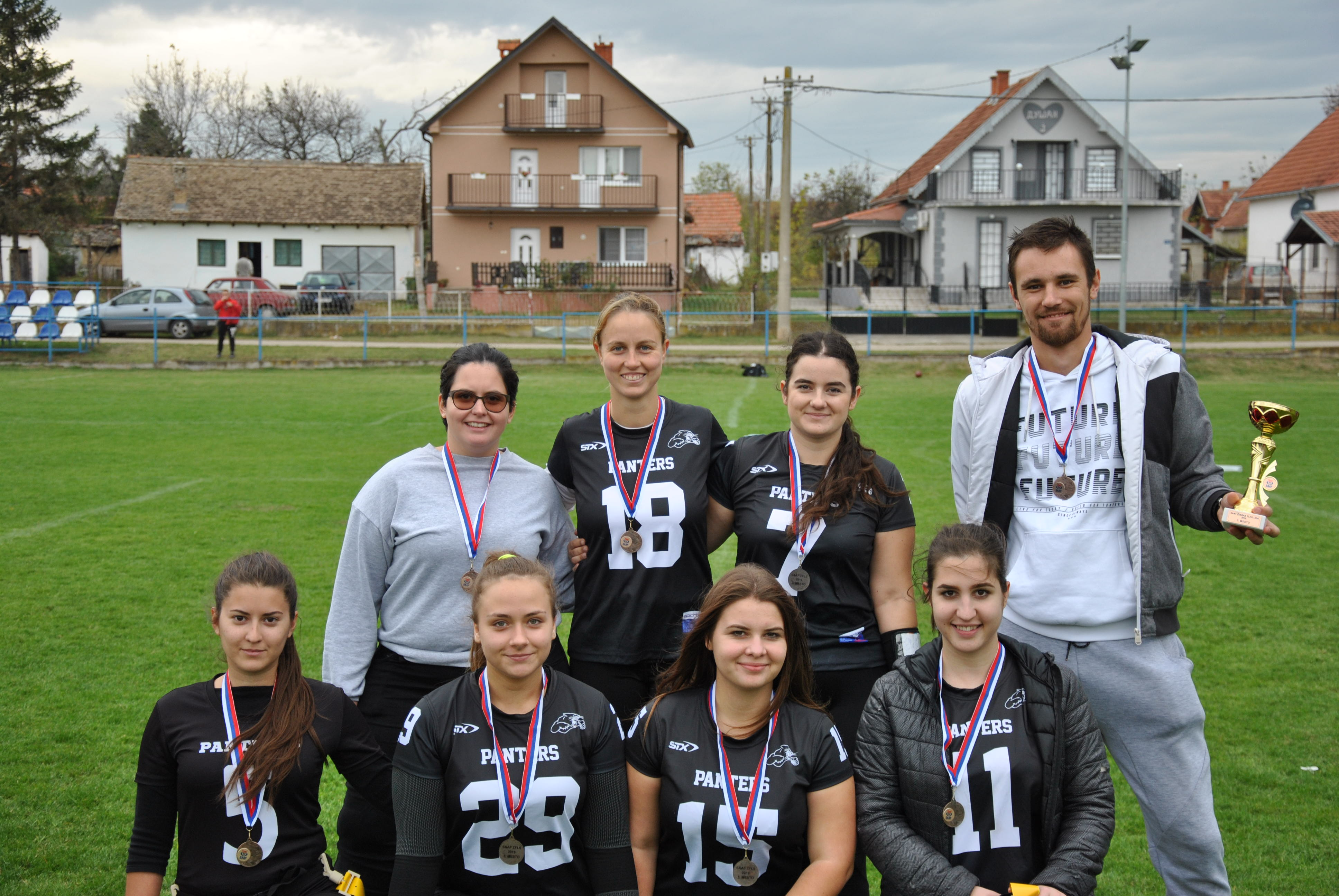 Pančevo Panthers Ladies