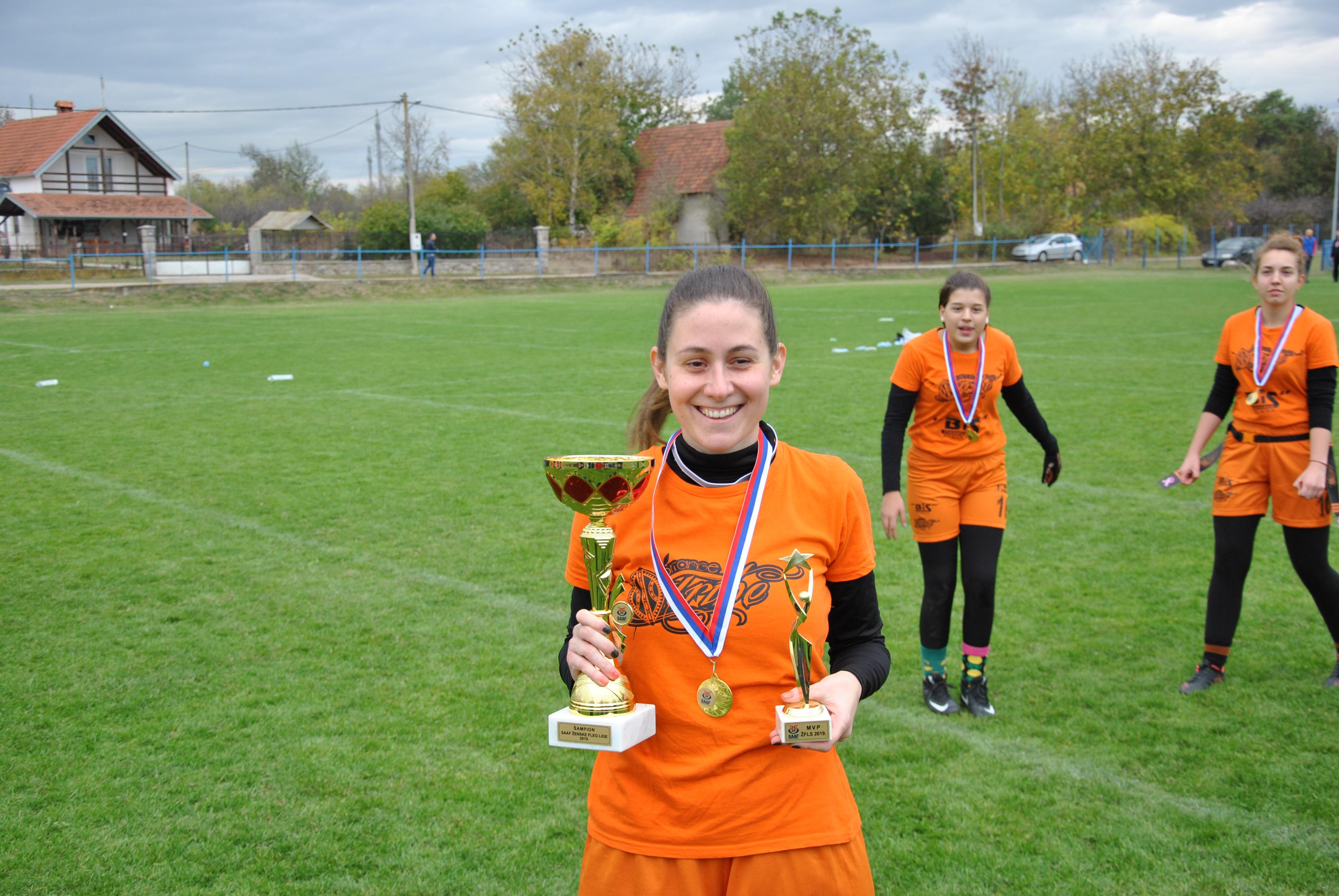 Kikinda Orange Tribe šampion Srbije!