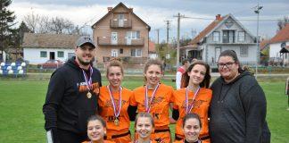 Kikinda Orange Tribe šampion ŽFLS!