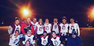 Meridian Inđija Indians šampion Seniorske fleg lige Srbije!
