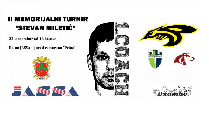 Drugi memorijalni turnir Stevan Miletić