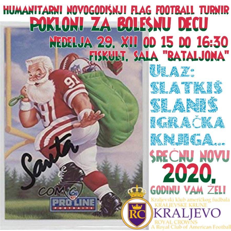Humanitarni novogodišnji turnir Kraljevo
