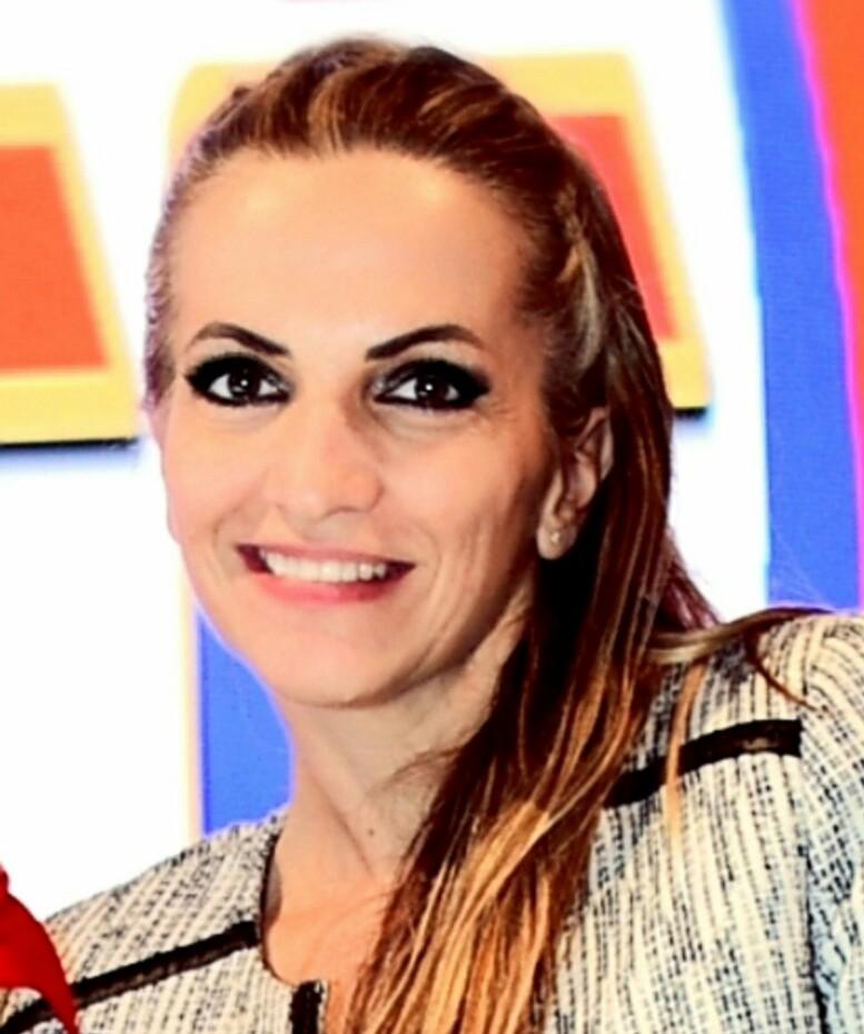 Dragana Ilić - Mister SAAF žiri