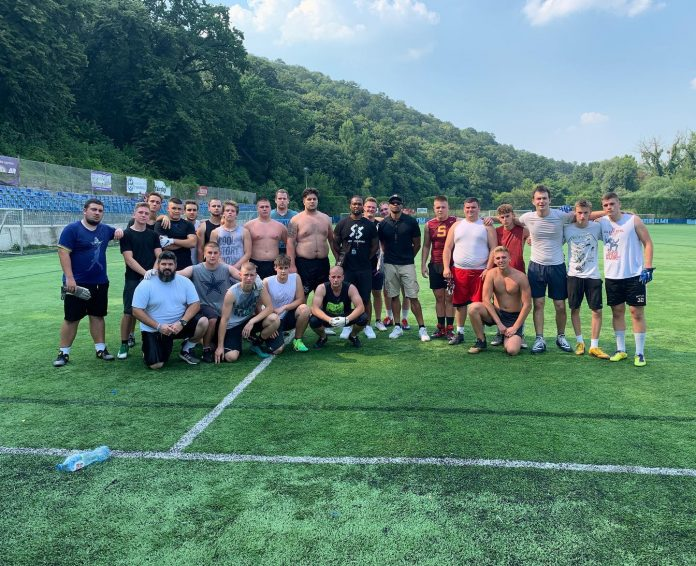 PPI Recruits kamp u Srbiji 2019