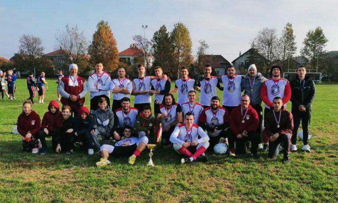 Inđija Indians šampion Druge lige Srbije