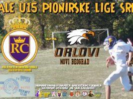 Finale Pionirske U15 lige Srbije